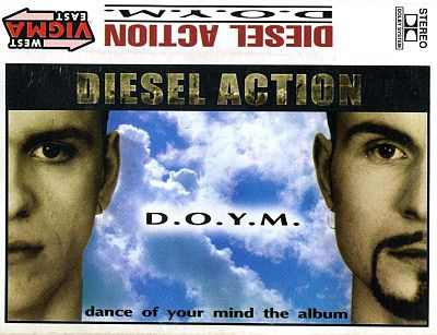 Diesel Action - 00 - Album D.O.Y.M. (Dance Of Your Mind).jpg